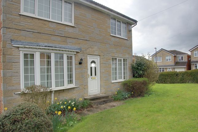 Thumbnail Detached house to rent in Knox Chase, Harrogate