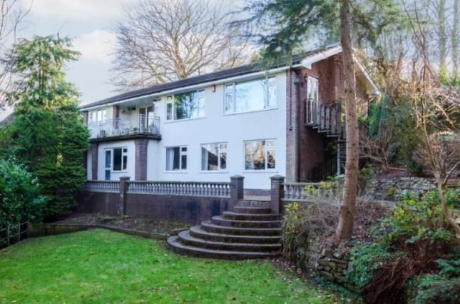 Thumbnail Detached house for sale in Eastwood Rise, Baldwins Gate, Newcastle, Staffordshire