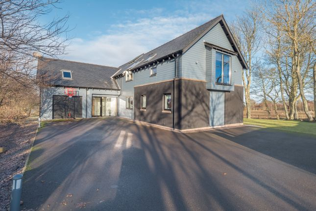 Thumbnail Detached house for sale in Barns Brae, Ferryden, Montrose