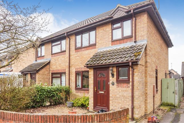 Thumbnail Semi-detached house for sale in Hanbury Gardens, Colchester
