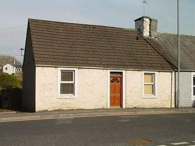 2 bed end terrace house for sale in 21 Arthur Street, Newton Stewart