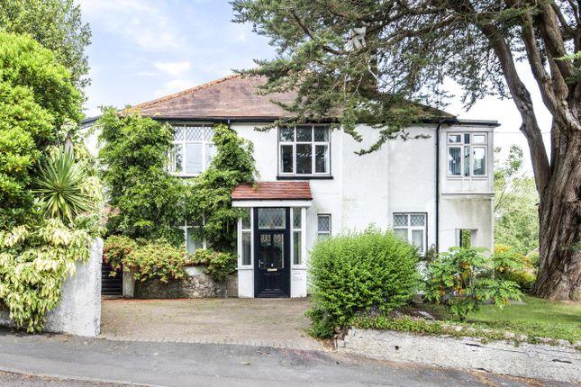 Thumbnail Detached house for sale in Grange Road, West Cross, Swansea
