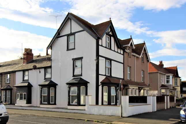 Thumbnail Semi-detached house for sale in Herkomer Road, Llandudno
