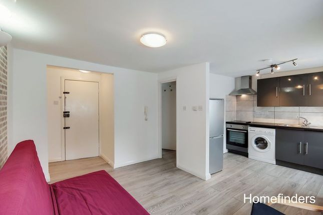 Thumbnail Flat to rent in Kingsland Road, London