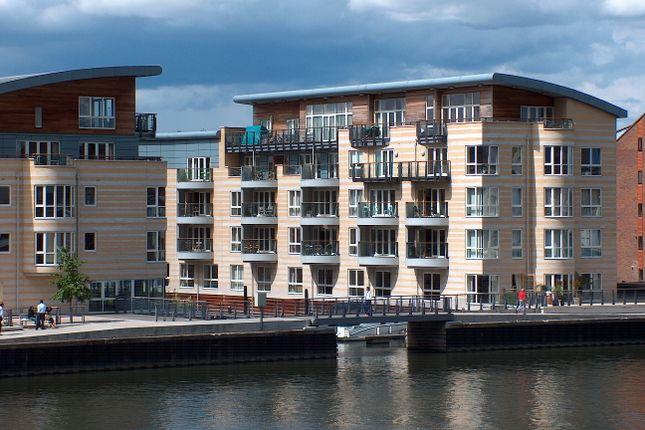 Thumbnail Flat to rent in Marina Place, Hampton Wick, Kingston Upon Thames