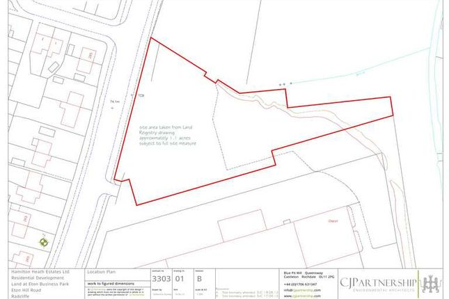 Thumbnail Land to let in Eton Hill Road, Radcliffe, Manchester