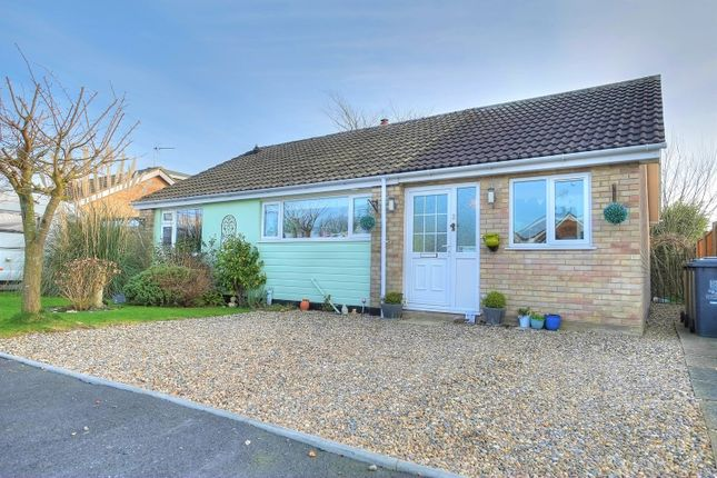 Thumbnail Detached bungalow for sale in Acacia Avenue, Martham, Great Yarmouth