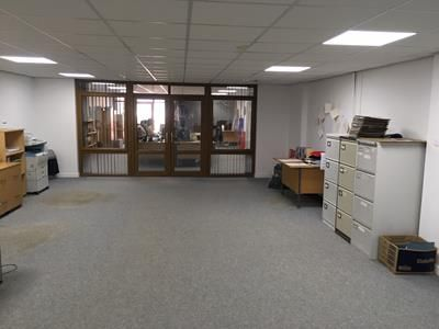 Internal View of The Century Building, Teesway, North Tees Industrial Estate, Stockton On Tees TS18