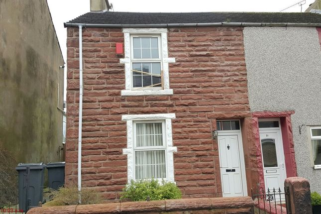 Thumbnail Semi-detached house to rent in Bedford Street, Whitehaven