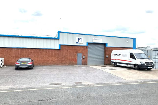 Thumbnail Industrial to let in Unit F1, Leyland Business Park, Centurion Way