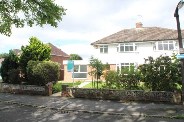 Thumbnail Semi-detached house to rent in Brickfield Avenue, Hemel Hempstead
