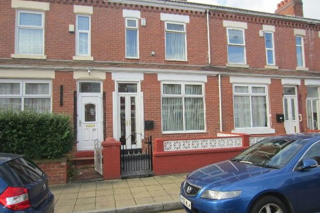 Thumbnail Terraced house for sale in Albion Street, Old Trafford, Manchester