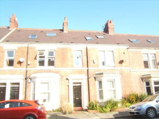 Thumbnail Terraced house to rent in Tavistock Road, Jesmond, Newcastle Upon Tyne, Tyne And Wear