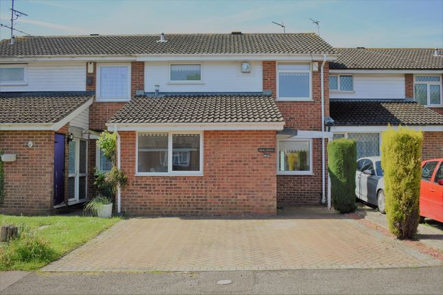 4 bed terraced house to rent in Haddington Close, Bletchley MK3