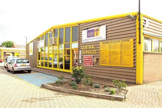 Business park to let in C14, The Seedbed Centre, Vanguard Way, Southend On Sea, Essex