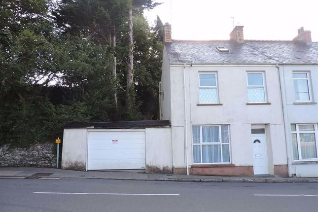 Thumbnail End terrace house for sale in Northfield Road, Narberth, Pembrokeshire