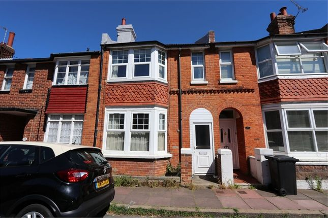 Thumbnail Terraced house for sale in Sydney Road, Eastbourne, East Sussex