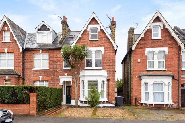 Thumbnail Semi-detached house for sale in Buckleigh Road, London