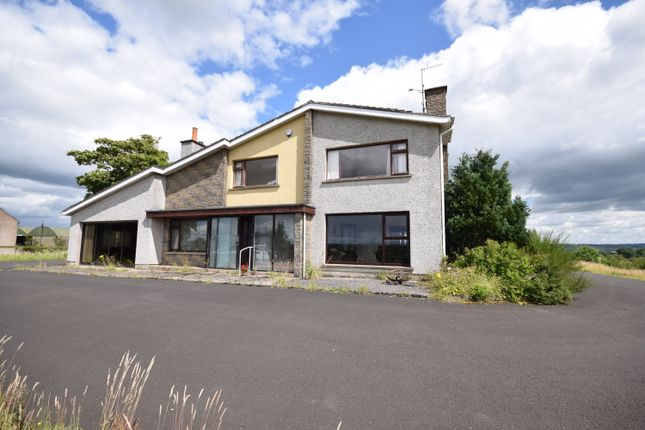 Thumbnail Detached house for sale in Lisnagrot Road, Kilrea