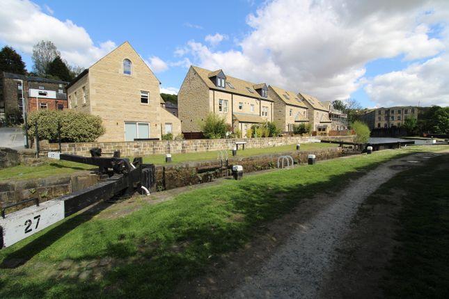 4 bed semi-detached house for sale in 9 Weavers Moorings, Walsden, Todmorden OL14