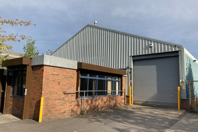 Thumbnail Industrial to let in 18B Orgreave Close, Dore House Farm Industrial Estate, Orgreave, Sheffield