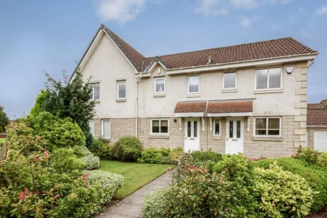Thumbnail Terraced house for sale in Hospital Road, Wishaw, North Lanarkshire