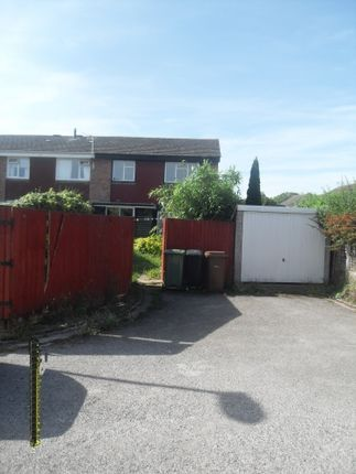 Thumbnail Detached house to rent in Stonehill Walk, Abingdon
