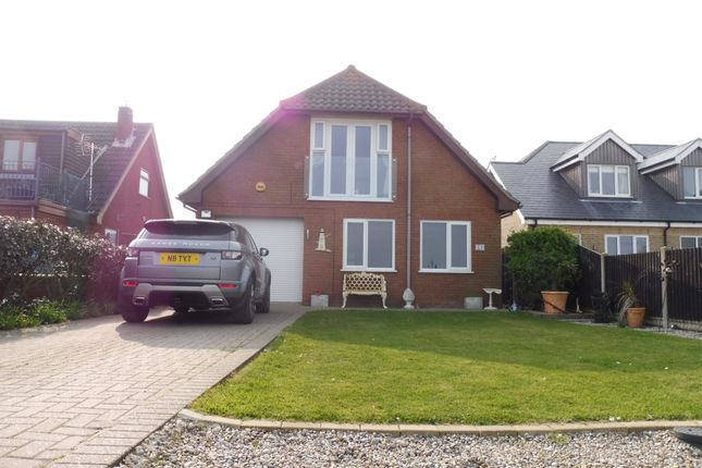 Thumbnail Detached house for sale in California Avenue, Scratby, Great Yarmouth