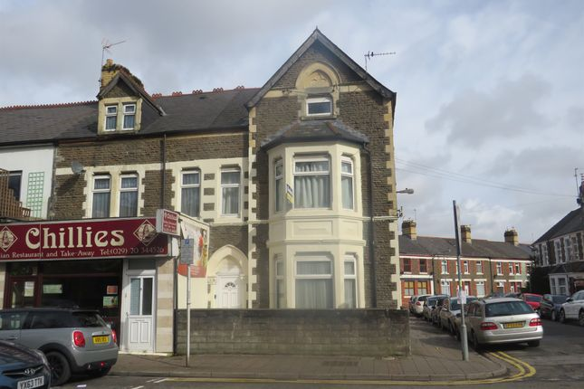 Thumbnail Terraced house for sale in Whitchurch Road, Heath, Cardiff