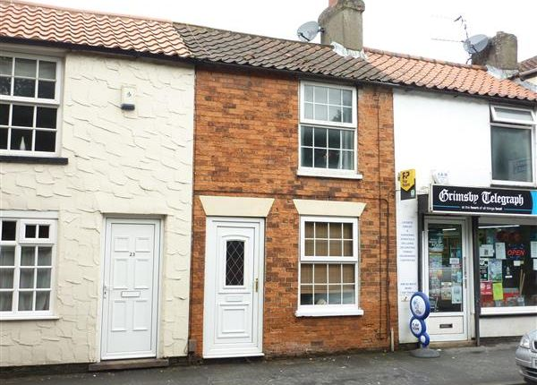 Thumbnail Cottage for sale in High Street, Laceby, Grimsby