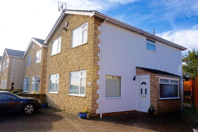 Thumbnail Detached house for sale in High Elm, Kingswood, Bristol