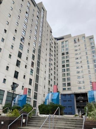 1 bed flat for sale in Landmark Place, Churchill Way, Cardiff, Caerdydd CF10