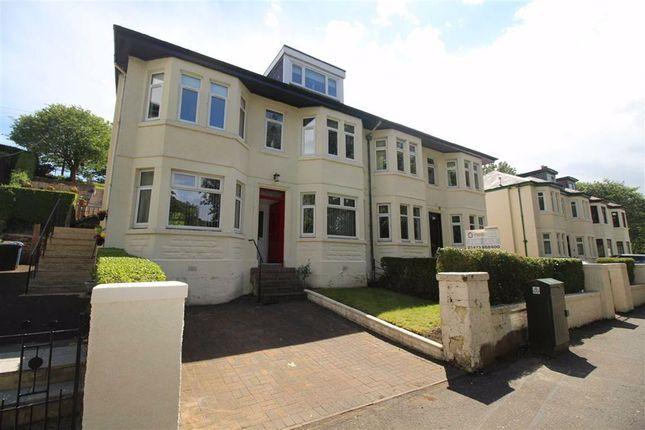 Thumbnail 2 bedroom flat for sale in Old Inverkip Road, Greenock