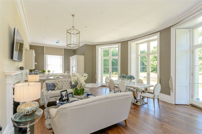 Thumbnail Flat for sale in Westhorpe House, Westhorpe Park, Marlow