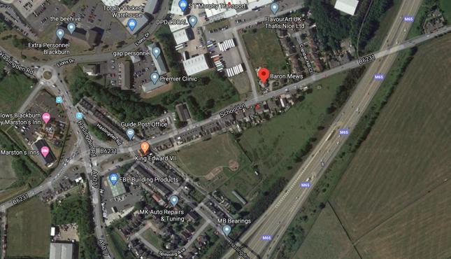 Thumbnail Land for sale in School Lane, Guide, Blackburn