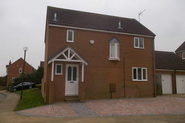 Thumbnail Detached house to rent in Gable Thorne, Wavendon Gate, Milton Keynes