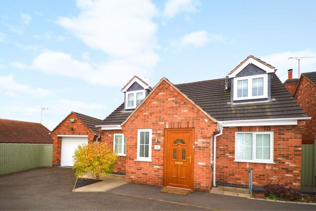 Thumbnail Detached house for sale in The Peterleas, Donisthorpe, Swadlincote