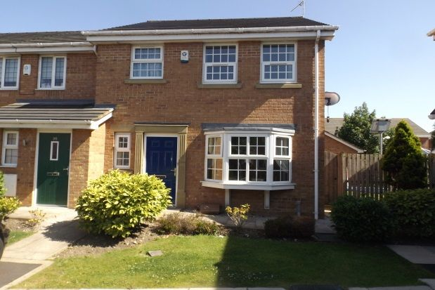 Thumbnail Semi-detached house to rent in Burnham Place, Lytham St. Annes