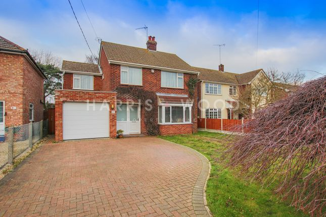 Thumbnail Detached house for sale in Long Road, Lawford, Manningtree
