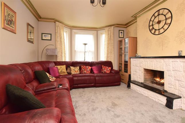 Thumbnail Terraced house for sale in Bradstone Avenue, Folkestone, Kent
