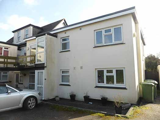 Thumbnail Flat to rent in Fore Street, Lelant, St. Ives