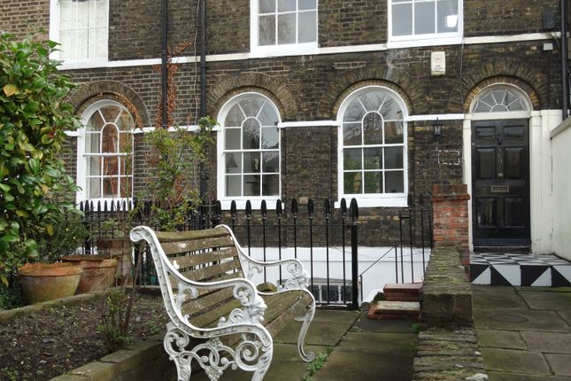 Thumbnail Town house for sale in Kennington Road, London