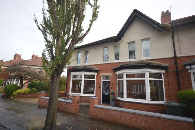 Thumbnail Semi-detached house for sale in Grosvenor Drive, Whitley Bay