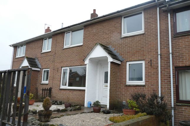 Thumbnail Terraced house for sale in Station Gardens, Cornhill-On-Tweed