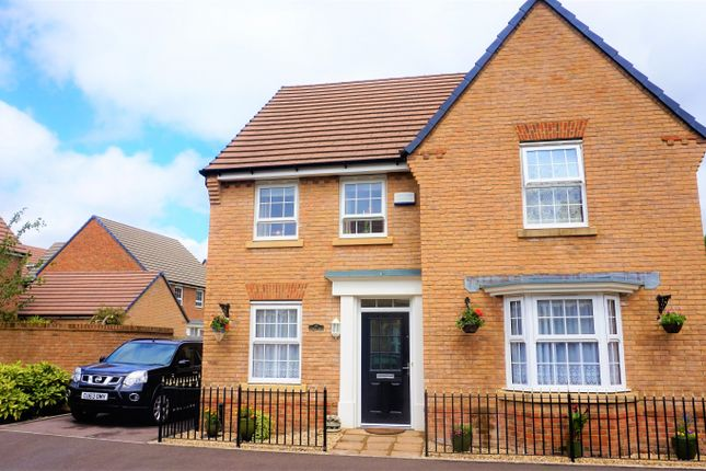 Thumbnail Detached house for sale in Ocean View, Jersey Marine, Swansea