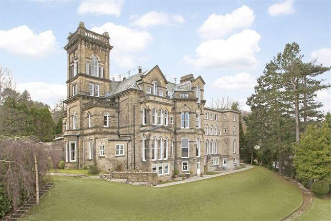Thumbnail Flat for sale in Apartment 3, Thorpe Hall, Queens Drive, Ilkley, West Yorkshire