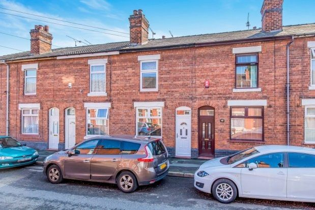 Thumbnail Terraced house to rent in Bedford Street, Crewe