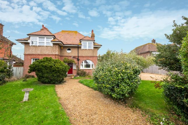Thumbnail Detached house for sale in Heathfield Road, Seaford