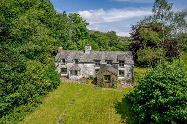 Thumbnail Detached house for sale in Rhiwbryfdir, Blaenau Ffestiniog