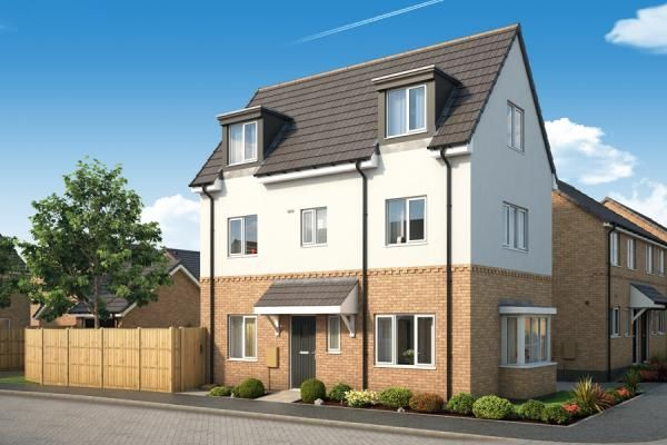 """Thumbnail Property for sale in """"The Heather At Chase Farm, Gedling"""" at Arnold Lane, Gedling, Nottingham"""